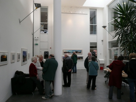 Huyton Gallery Opening