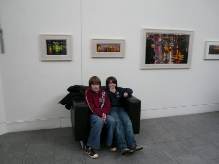 Huyton Gallery Opening 2
