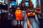 Traffic Warden, New York