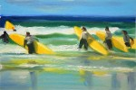 Surf School, St Ives