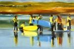 Cornwall:Surf School