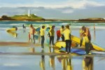 Cornwall:Surf School(Lighthouse)